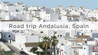 Video: reisverslag roadtrip Andalusië Spanje
