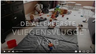 Vliegensvlugge Vlog #1: Eerst vlog & content gejat