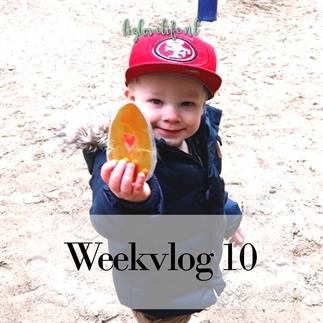 Weekvlog 10 | Paasontbijt en paaseieren zoeken