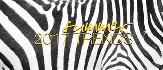 Zomer trends 2017