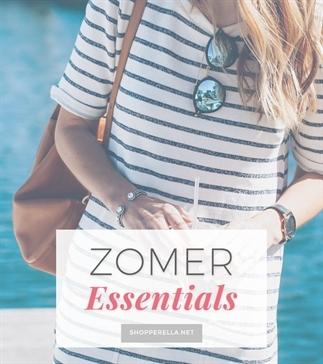 10 Zomer essentials voor in je kledingkast