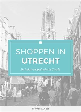 20 Shopadresjes in Utrecht