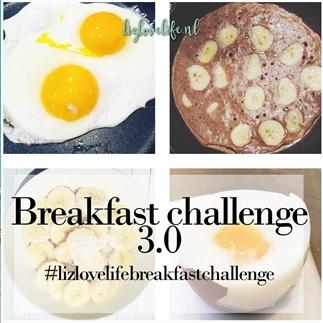 Breakfast challenge 3.0
