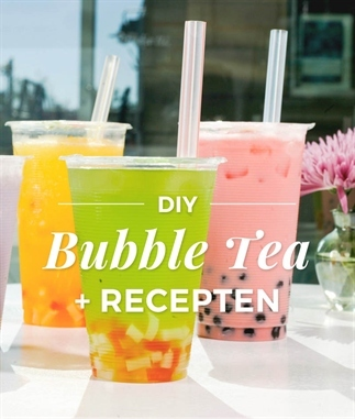 Bubble Tea DIY Recepten