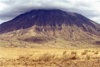 De berg van God