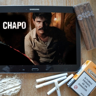 De Netflix-tunnelkoning El Chapo