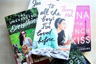 Favorieten zomerboeken