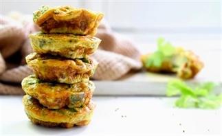 Gezonde Mexicaanse egg-muffins