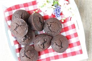 Glutenvrij recept chocolade muffins, overheerlijk