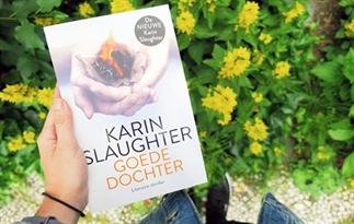 Het nieuwe boek van Karin Slaughter winnen!
