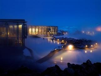 Op huwelijksreis naar IJsland