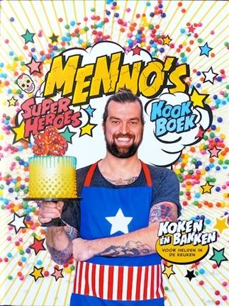 Kookboek review: Menno's Superheroes Kookboek