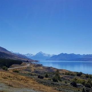 Met de Camper door Nieuw Zeeland