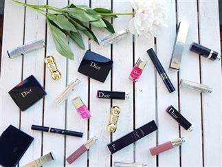 Mijn Dior make-up favorieten