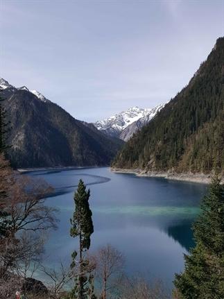 Onze route door het prachtige China