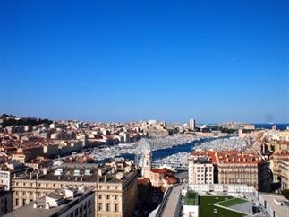 Overnachten met het mooiste uitzicht van Marseille