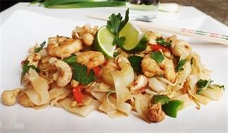 Pad Thai met garnalen - Lekker, snel en gezond!