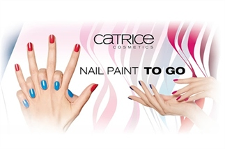 PREVIEW | NAIL PAINT TO GO by CATRICE