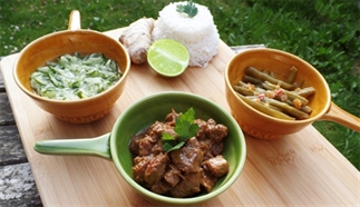 Recept Indonesische Rendang