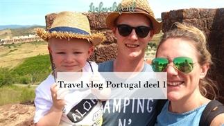 Vakantie vlog 1: viva la algarve!