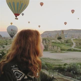 Videoverslag: Cappadocië vanuit een luchtballon!