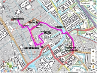 Wandelroute Delft | De stad ontdekken met kids