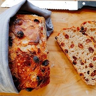 Zelf brood maken moeilijk? Helemaal niet!
