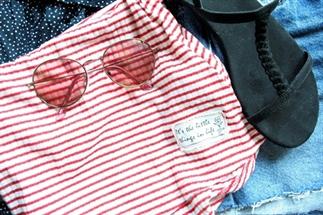 Zomer shoplog! o.a bershka, H&M