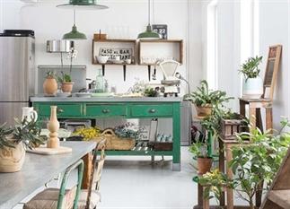 10x inspirerende rustieke keukens