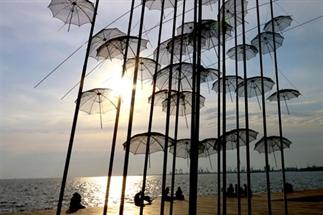 24 uur in… Thessaloniki