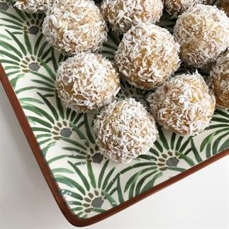 Abrikozen bliss balls