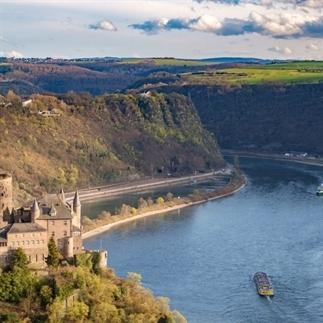 Avontuurlijke vakantie langs de Duitse Rijn