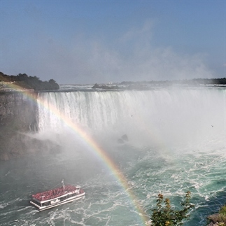 Dag 12: Niagara Falls