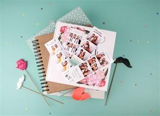 Een photobooth als gastenboek op je feest !
