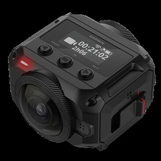 Garmin 360 is GoPro te snel af