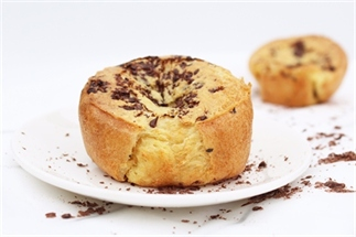 Gezonde chocolade broodjes