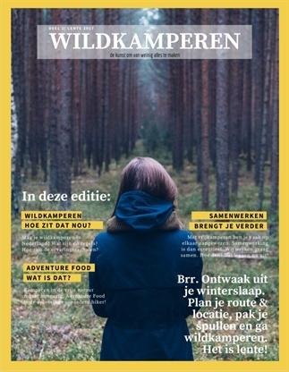 Gratis magazine Wildkamperen