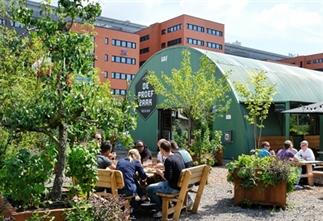 Hotspot Amsterdam: De Proefzaak (vlakbij Ikea)