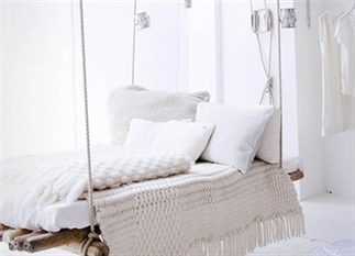 Interieurtrend: hanging beds