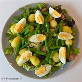 Klassieke Salade Niçoise