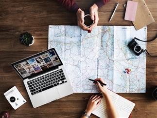 Leven als digital nomad: mijn werkdagen op reis