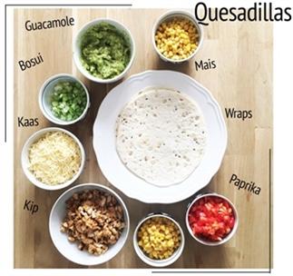Makkelijk en snel: Quesadillas