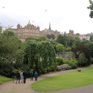 Mannenweekend Edinburgh in 10 beelden
