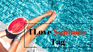 Personal | I LOVE SUMMER TAG