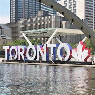 Relaxen in Toronto