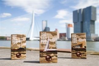 Rotterdams snoepgoed: het Rotterdammertje!