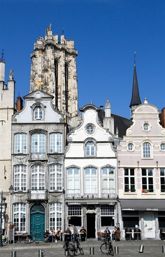 Stedentrip Mechelen: stad van de sterke vrouwen