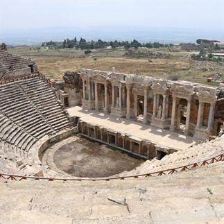 Turkije reisverslag: Pamukkale en Hiërapolis