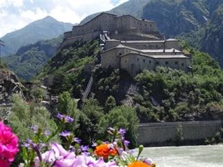 Valle d'Aosta in de zomer