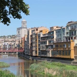 Verdwalen in Girona en weer op bezoek bij Dalí